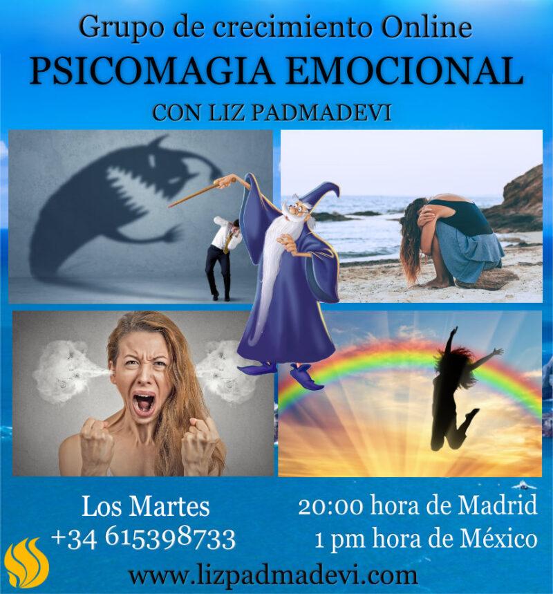 Psicomagia emocional